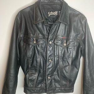 Schott Vintage (Rare and Unique)Leather Jacket